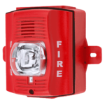 P2RHK 2WIRE HORN/STROBE STD OTDR RED
