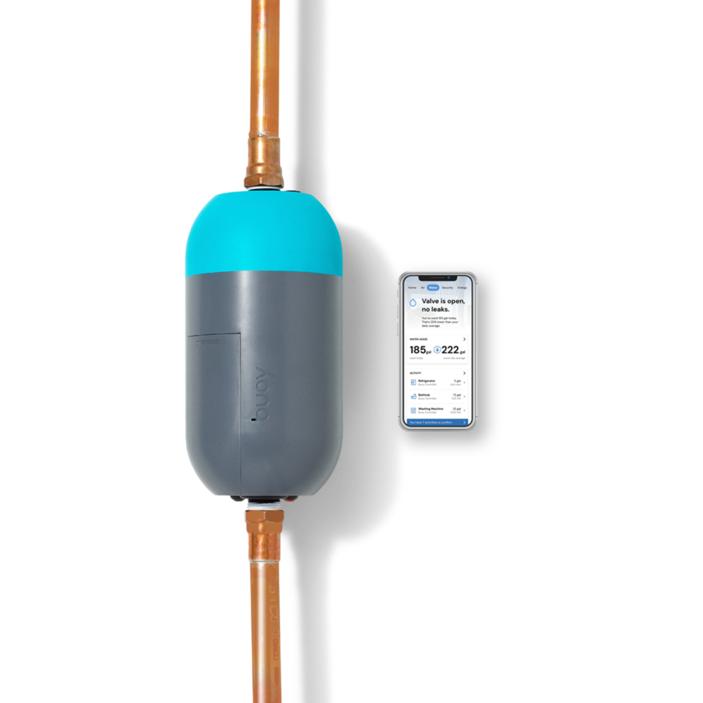 BUOY™ WHOLE HOME WATER CONTROLLER